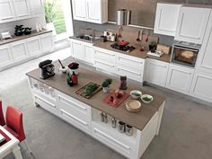Comment bien choisir un îlot de cuisine? 45 idées en photos pour la cuisine!
