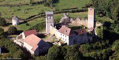 Château d'Oricourt - Haute-Saône - Franche-Comté