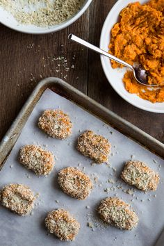 Baked Sweet Potato Nuggets
