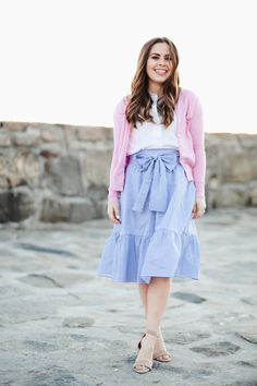easter outfits for the whole family. - dress cori lynn