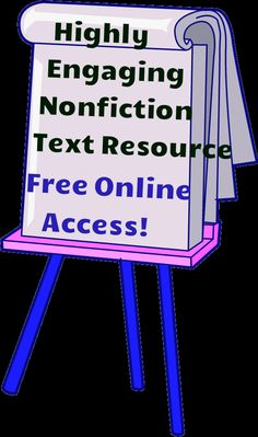 Check out this wonderful resource that provides free online access to engaging nonfiction text and captivating photos!