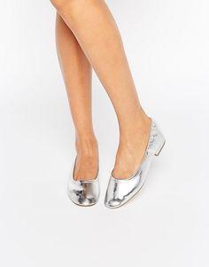 ASOS | ASOS LEMONADE – Elastische Ballerinas