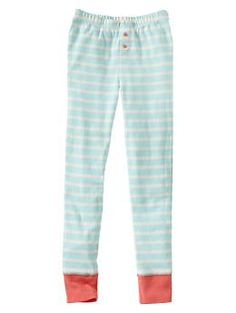 Striped pajama pants | Gap