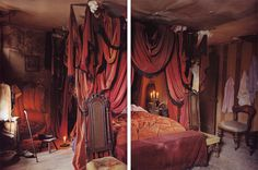 kinky heavy curtains more bed curtains gypsy bedroom bedroom