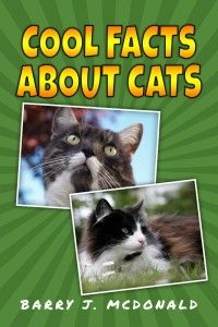 Cool Facts About Cats   eBook FREE Until May 27   Can be read on any device or computer