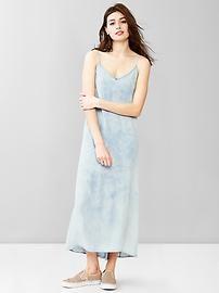 1969 Tencel® denim maxi dress