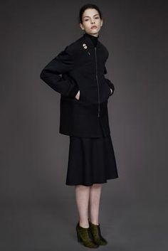 Damir Doma Pre-Fall 2014 Fashion Show: Complete Collection - Style.com
