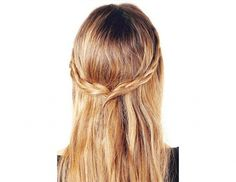 9+Breezy+Summer+Hairstyles+That+Take+10+Minutes+or+Less+via+@byrdiebeauty