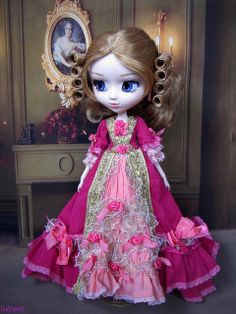 Pullip Marie Antoinette | Flickr - Photo Sharing!