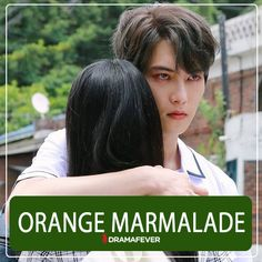 Marathon alert! Watch all of Orange Marmalade now!