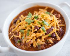 Slow Cooker Hearty Beef Chili Slow Cooker Recipes, Crockpot Recipes, Cooking Recipes, Cooking Tips, Hamilton Beach Slow Cooker, Fast Healthy Meals, Game Day Food, Crock Pot Cooking, One Pot Meals