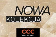 Nowa kolekcja już w salonach CCC Shoes & Bags.  Poznaj najnowszą kolekcję WIOSNA 2017 i dowiedz się, co CCC przygotowało dla Ciebie w tym sezonie. Różnorodność kolorów, pobudzające wyobraźnię fasony, modele, które są tej wiosny na topie – wszystko to znajdziesz w salonach CCC. Niezależnie od tego, czy wolisz styl elegancki, czy casualowy, w ofercie znajdziesz dokładnie to, czego szukasz. Skórzane buty Lasocki, sportowe Sprandi czy nietuzinkowe modele Jenny Fairy, to niepowtarzalna oferta…