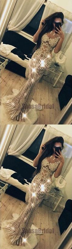 Sparkly Beading Charming Fashion Stunning Gorgeous High Quality Prom Dresses, Evening dresses, PD0593