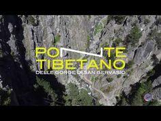 Ponte tibetano Cesana Claviere | Col fiato sospeso