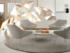 Light Nest is an elegant & functional project winner of the #FormicaFormations competition! http://buzz.mw/b108j_n  #stunning #designinspiration #creative