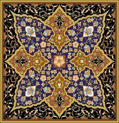 77-Floral Pattern (Khatai)