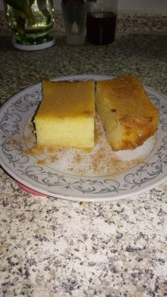 Greek Sweets, French Toast, Breakfast, Food, Cakes, Morning Coffee, Cake Makers, Essen, Kuchen