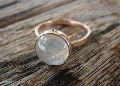 Beautiful Moonstone ring.