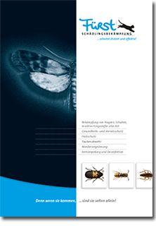 Fürst Informationsbroschüre – alles zur Firmenhistorie, Dienstleistungen und allgemeine Informationen. (PDF Download)
