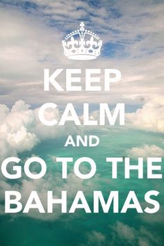 Bahamas #cruising   p.s.loved going there!!!