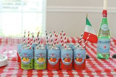 Italy Party The most adorable Little Italy party ever. via Enjoying the Small ThingsThe most adorable Little Italy party ever. via Enjoying the Small Things Cookie Pizza, Birthday Dinners, Birthday Parties, Birthday Bash, Birthday Recipes, Birthday Ideas, Happy Birthday, Little Italy Party, Italy Party Theme