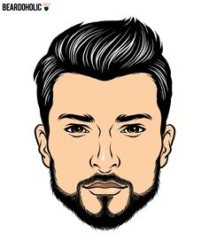 Bold and Thick Beard In Short Beard Styles