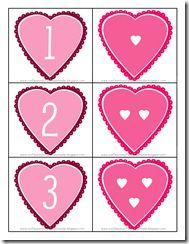 v number match and tons of other valentines printables.