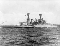 August 23, 1935: USS Maryland BB-46, location not available.