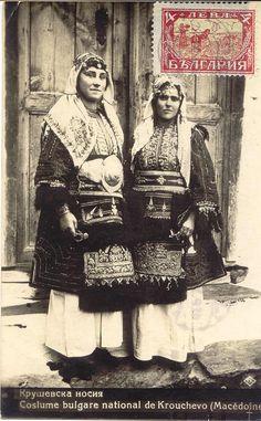 xx Krushevsko nosja (Macedonia)