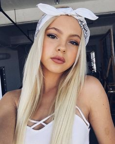 """ I'm not sure what's wrong with me. No one likes me. Back in Cali the boys would chase me, but here it's like they run away from me. -Jordyn"