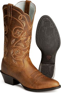 Real Cowgirl Boots - Boot Hto