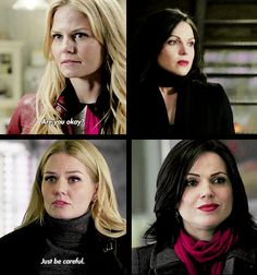 emma caring for regina ♡