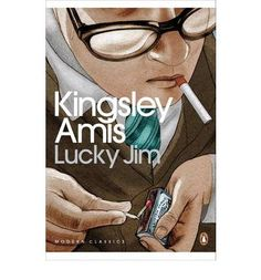 Lucky Jim by Kingsley Amis - Penguin Classics, 2000