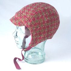 so cute... warm amelia hat by rocks and salt. Dang I wish I lived up north.