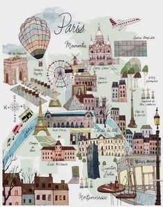 30 brilliant tips for creating Illustrated maps - Digital Arts
