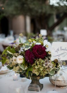 Maria Philbin Floral Design contributed to this wedding photo.