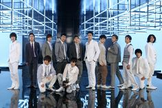 Super Junior's Members