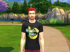 Mod The Sims - Breaking Bad: T-Shirts