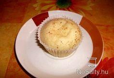 Vaníliapudingos muffin Muffins, Breakfast, Food, Morning Coffee, Muffin, Essen, Meals, Yemek, Eten