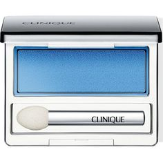 Clinique All About Shadow Single (135 SEK) ❤ liked on Polyvore featuring beauty products, makeup, eye makeup, eyeshadow, beauty, eyes, cosmetics, filler, lagoon and clinique eye shadow