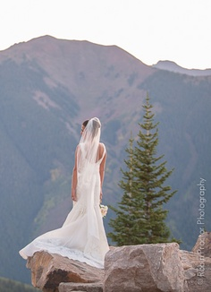 Beautiful Aspen Colorado wedding