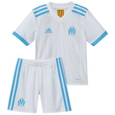 Mini-Kit Domicile Olympique de Marseille 2017 2018