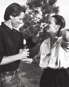 Sam Shepard...and Jessica Lange could certainly be on the Fabulous Women board