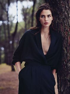 Crista Cober by Will Davidson for Vogue Australia, May 2014