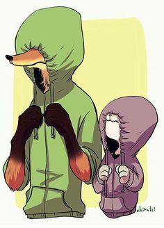 #Zootopia hoodies