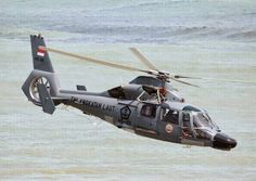 Airbus delivers first three TNI-AL AS565 MBe Panther helicopters to PTDI