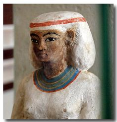 Statue of a woman. ca. 1000 B.C. Royal Museum of Art and History, Brussels