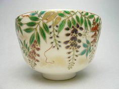 kiyomizu pottery | Kyo yaki is a bowl of Kiyomizu pottery yamaoka good boost Fuji picture ...