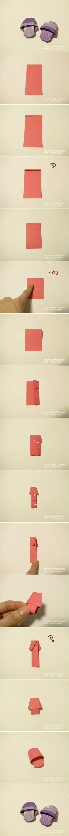 Origami Flip Flops Instructions / Origami Instruction on imgfave Origami Paper Folding, Origami And Quilling, Origami Envelope, Origami And Kirigami, Origami Heart, Paper Crafts Origami, Origami Box, Origami Dress, Money Origami