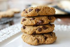 Classic Chocolate Chip Cookies (Just Like Mom Used to Make…But Better!) [Vegan] | One Green Planet